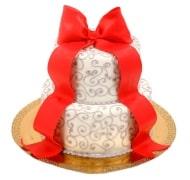 Свадебные торты от Профитроли