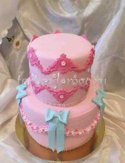 Детский торт # Девочке в подарок