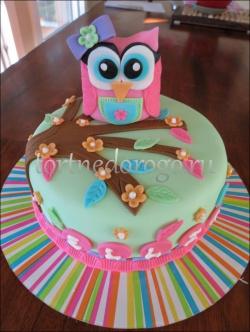 Прикольные торты на день рождения