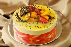 Фруктовые торты # 2