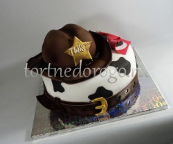 Торт для мужа # Ковбой