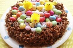 Торт на пасху #10