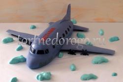 Необычные торты # Самолет