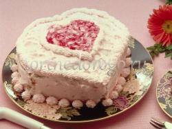 Торт на 14 февраля #16