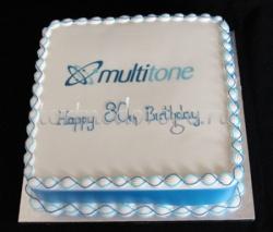 Корпоративный торт # 5