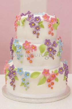 Торт на пасху #20