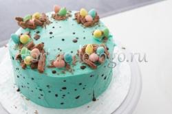 Торт на пасху #2