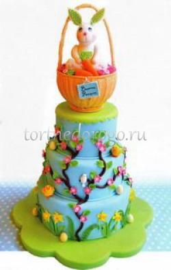 Торт на пасху #25