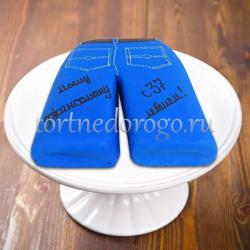 Прикольные торты на день рождения # Джинсоман