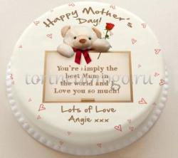 Торты для мамы # 4