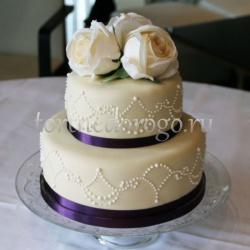 Заказать торт свадебный - Эликсир