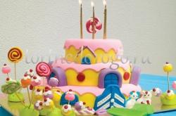 Торт на пасху #3