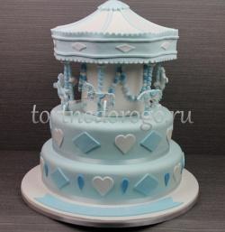 Торт на крестины # 23