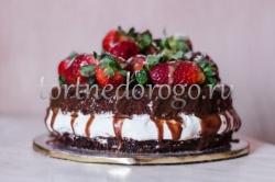 Торт для начальницы # 22