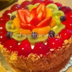 Фруктовые торты # 14