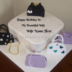 Торт для жены #7
