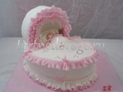 Торт на крестины # 4