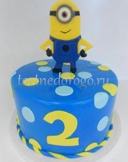 Небольшие торты № 13