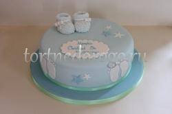 Торт на крестины # 28