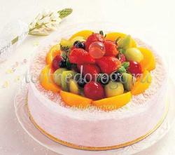 Фруктовые торты # 15