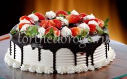Фруктовые торты # 23