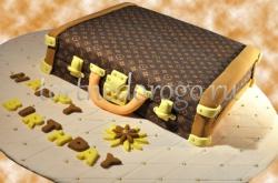Торт для начальницы # 15