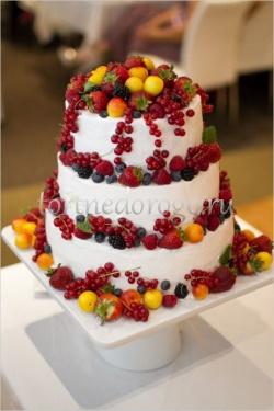Фруктовые торты # 26