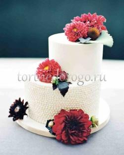 Заказать торт свадебный # Вкус Торжества