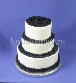 Торт без мастики # Фантазия