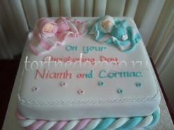 Торт на крестины # 7