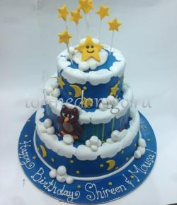 Торт на крестины # 20