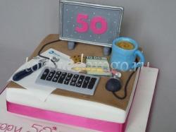 Торт для начальницы # 16