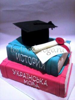 Торт для начальницы # 17