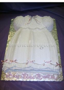 Торт на крестины # 8
