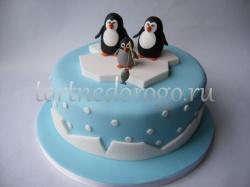 Торт на новый год #23