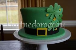 Торт для начальника # 11