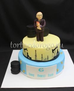Торт для начальника # 19