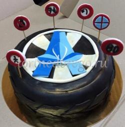 Торт для начальника # 12