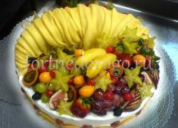 Торт для начальницы # 18