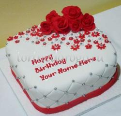 Торт для жены #6