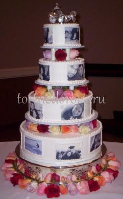Фото торты # 12