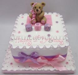 Детский торт #17