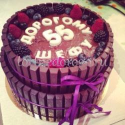 Торт для начальницы # 11