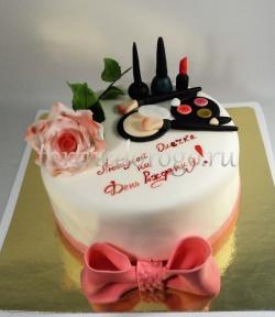 Торт для жены # Красотка