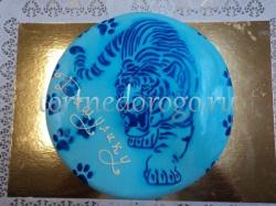 Торт для мужа # Год тигра