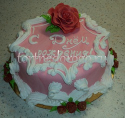 Торт без мастики # Мелодия