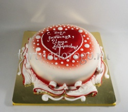 Торт для жены # Веселый день