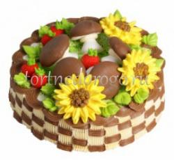 Прикольные торты на день рождения # Лукошко