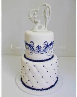 Заказать торт свадебный - Свидание