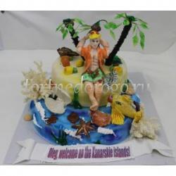 Прикольные торты на день рождения # Отдых